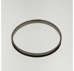 Base rigida per bracciali in bronzo rutenio
