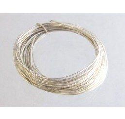 filo mm. 0,50 - argento 925 - conf 1 mt