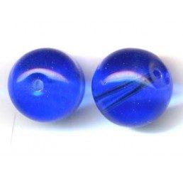 pallina mm. 12  blu