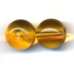pallina mm. 12 gialla