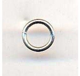 Maglina aperta in bronzo mm. 8,50  - conf 8 pz