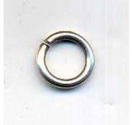 Maglina aperta mm. 8 in bronzo - conf 8 pz