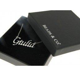 collana con nome - giulia