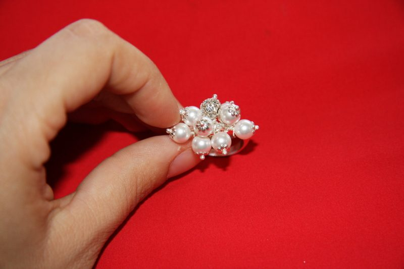Conosciuto fare anelli – Perline creare gioielli fai da te bigiotteria con  QM55