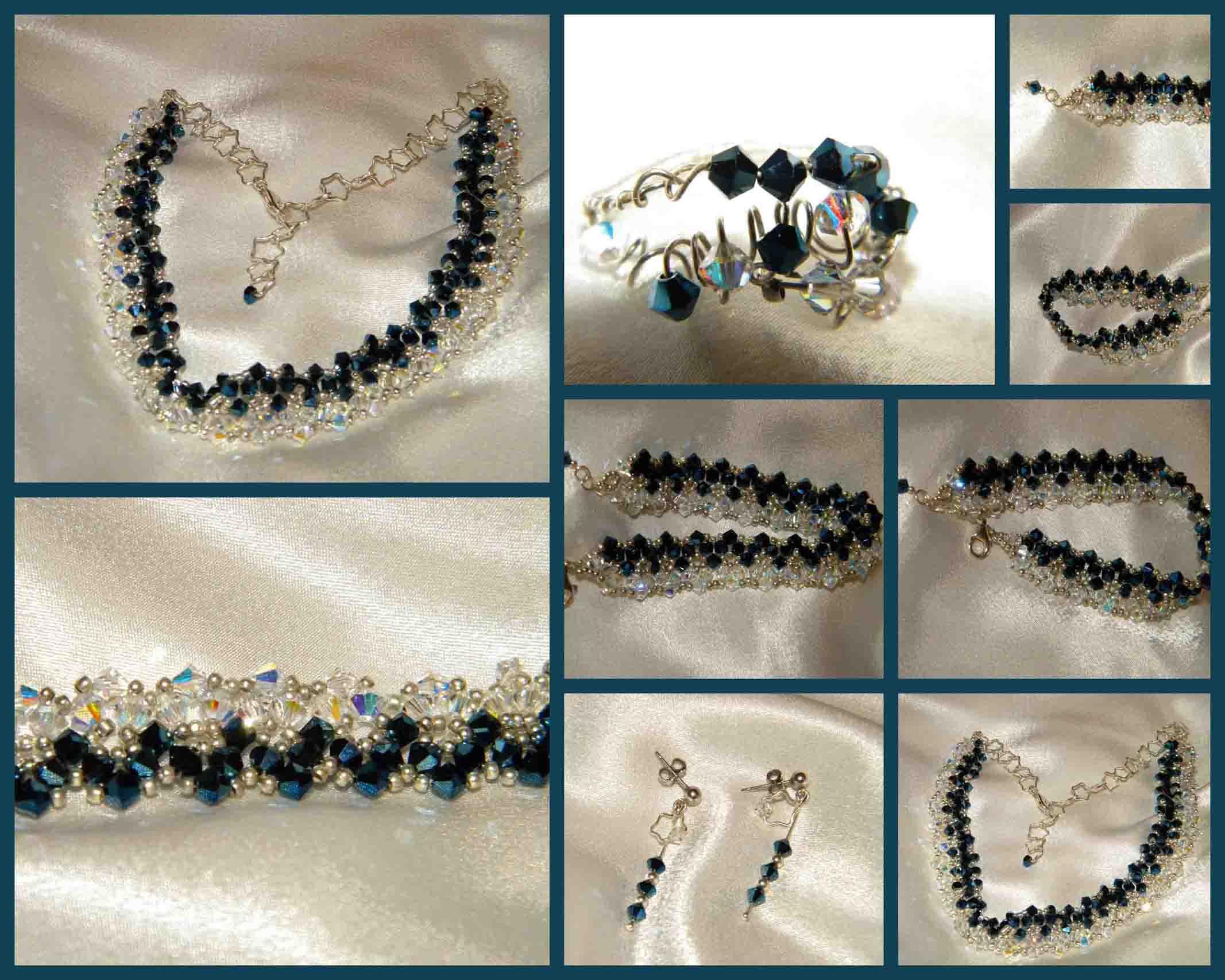 Estremamente fare orecchini – Perline creare gioielli fai da te bigiotteria con  YG59