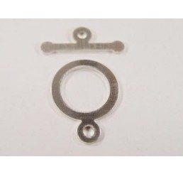 chiusura t-bar liscia diametro mm. 12
