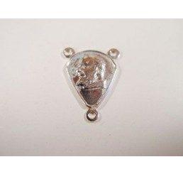 crociera per rosario - argento 925 - conf. 1 pz