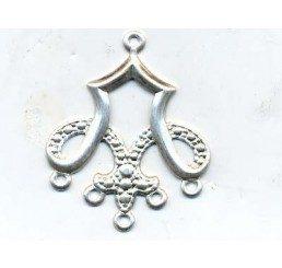 pendente per orecchini - ag 925 - conf 2 pz