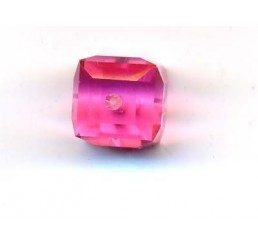 swarovski - cubo rose mm. 6
