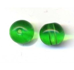 pallina mm. 8 verde
