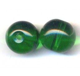 pallina mm. 12 verde