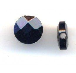 pietre: onice sfaccettato - pasticca mm. 6