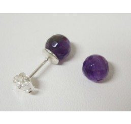 pietre: amethyst 6 mm