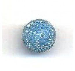 candy bead 10 mm - azzurro