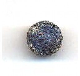candy bead 10 mm - grigio