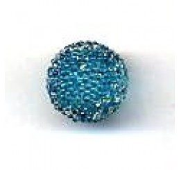 candy bead 10 mm - turchese