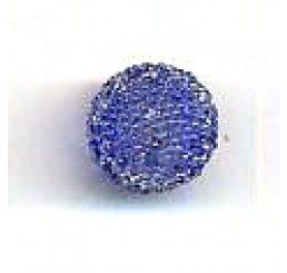 candy bead 10 mm - blu