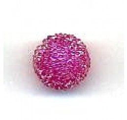 candy bead 10 mm - rosa