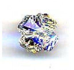 quadrifoglio swarovski crystal ab mm. 12