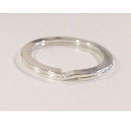 anello per portachiavi mm. 35 - ag 925 - conf 1 pz