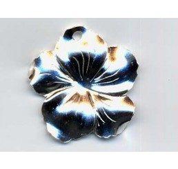 pendente fiore - ag 925 - conf 1 pz