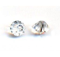 swarovski - bi-cono crystal mm. 4