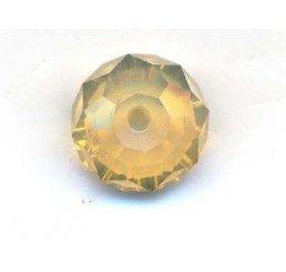 swarovski - briolette mm. 8 - sand opal