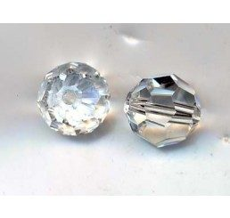 swarovski - perlina crystal mm. 8