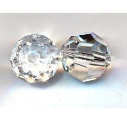 swarovski - perlina crystal mm. 10