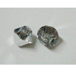 swarovski - bi-cono crystal cal mm. 4