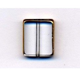 distanziatore rettangolare crystal