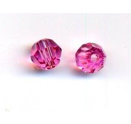 swarovski - perlina rose  - mm. 4