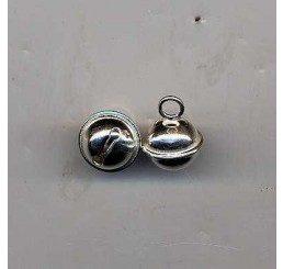Pendente forma di campanello mm. 12