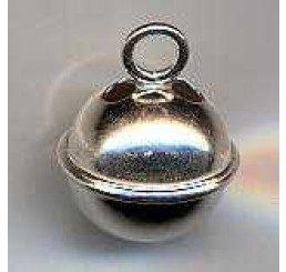 Pendente forma di campanello mm. 14