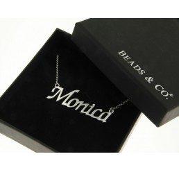 collana con nome - monica
