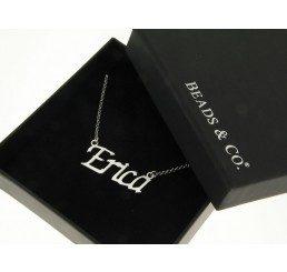 collana con nome - erica