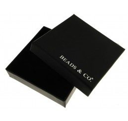 chiusura a moschettone  10 mm -  argento 925 - conf. 1 pz.