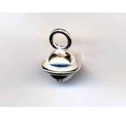 pendente a forma di campanellino mm. 8