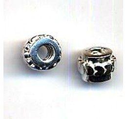 distanziatore per caucciù mm. 4 a forma di cilindro