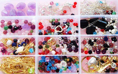 60466c11f05b swarovski – Perline creare gioielli fai da te bigiotteria con Beads & Co